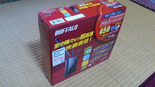 バッファロー無線lan親機01