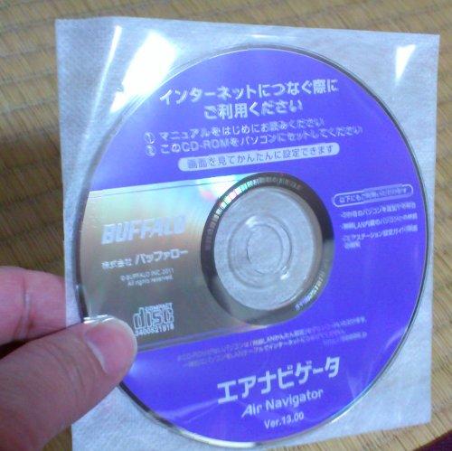 バッファロー無線lan親機10