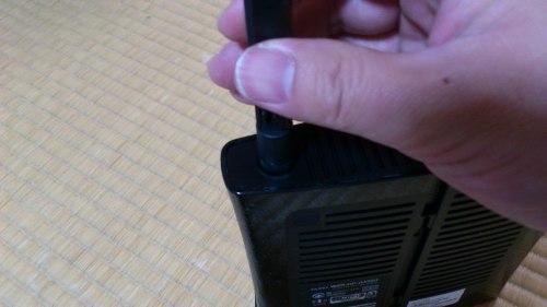 バッファロー無線lan親機21